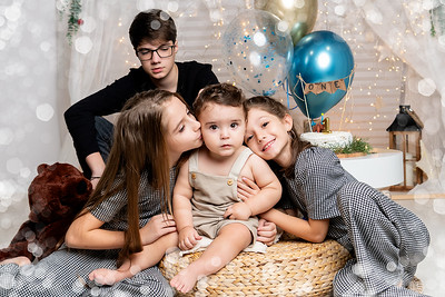 Вики, Мади, Ева и Алекс