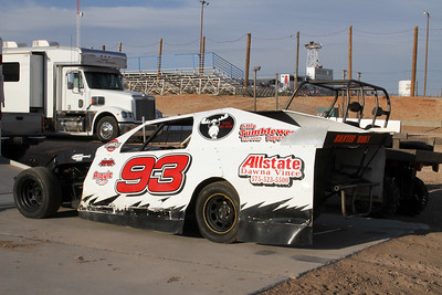 Southern NM Speedway - May, 2012