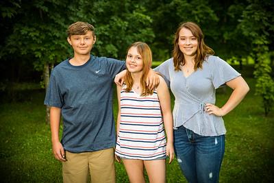 Capen Family Portraits 2021