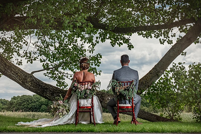 Promotional Wedding Shoot for the Pheasantry