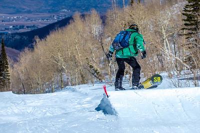 Waypoint Academy Skiing Shots Snowbasin