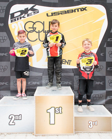 FREE from DK Bikes - Gold Cup Finals NE podiums