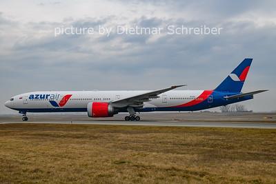 2021-02-19 Azur Air 777-300 @ VIE