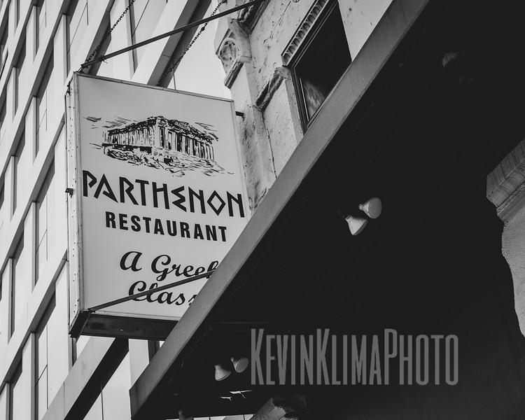 Parthenon  (closed)