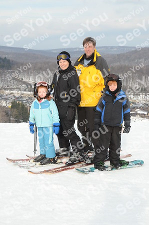 Photos on the Slopes 2-23-13