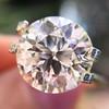 3.86ct Old European Cut Diamond GIA K VS2 16