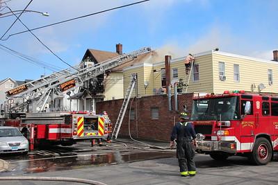 2nd Alarm - Jones Ave & Pequonnock St Bridgeport, CT - 3/14/2021
