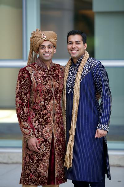 Le Cape Weddings - Indian Wedding - Day 4 - Megan and Karthik Formals 6.jpg