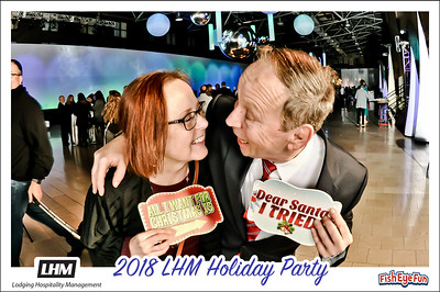 12/13/18 - LHM Holiday Party