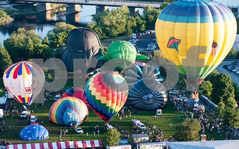 High Resolution Balloon Photos