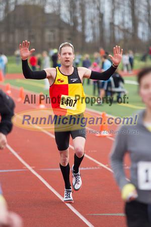 Half, 5K and 10K Finish, Gallery 1 - 2014 Novi Half Marathon