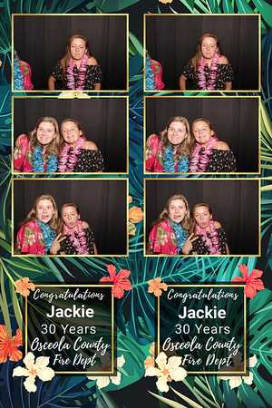 Jackie's Retirement Party
