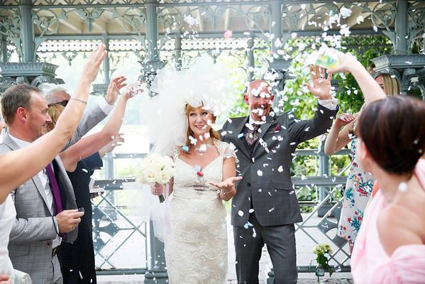 Jayne and Andrew's New York Dream Wedding 6-11-15