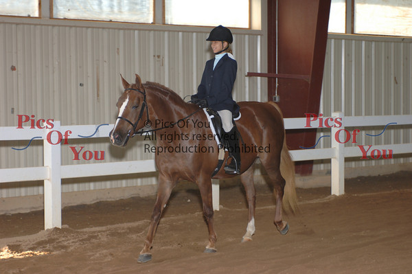 CLASS 052 Walk Trot Equitation 11 & Under