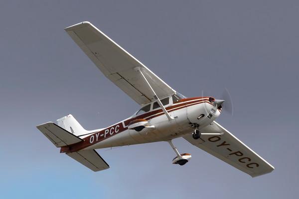OY-PCC - Reims Cessna F172M Skyhawk