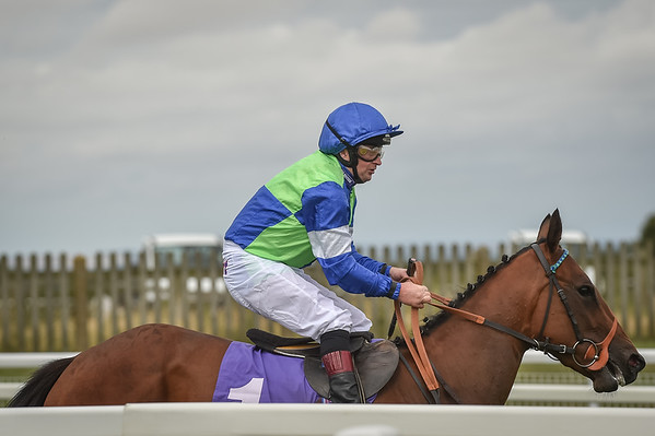 The Racing UK HD EBF Maiden Fillies´ Stakes