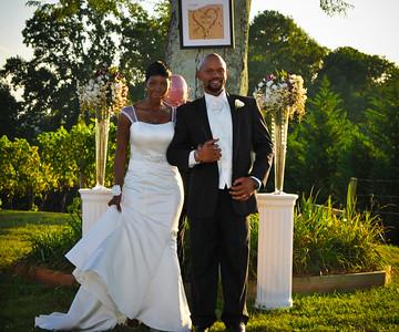 Aiesha & Alex's Wedding