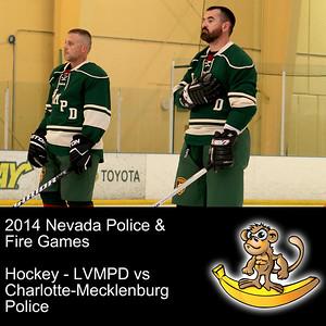 2014-08-11 LVMPD vs Charlotte-Mecklenburg