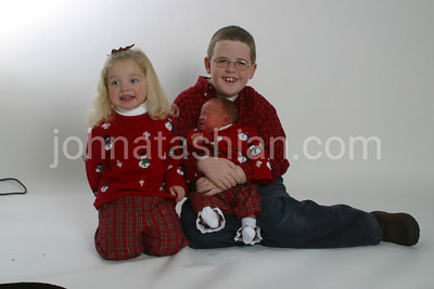 Curt Pires Children Portraits - December 7, 2002