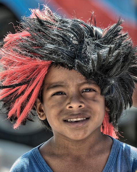Carnival  Boy