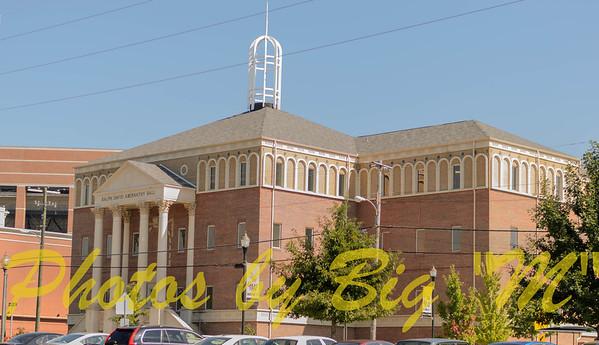 Alabama State University v Prairie View A & M University 10/12/2013