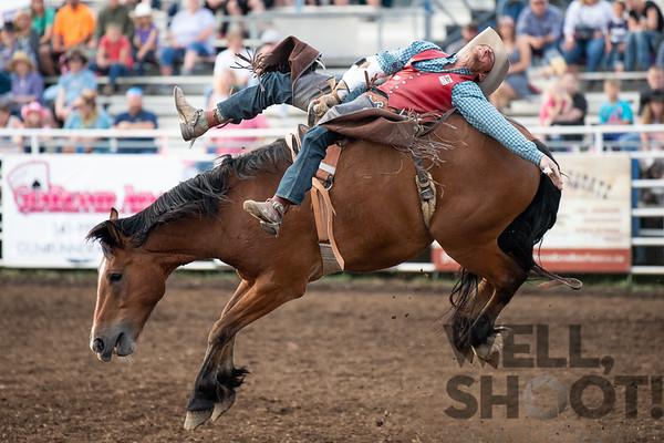 2018 Eugene Pro Rodeo