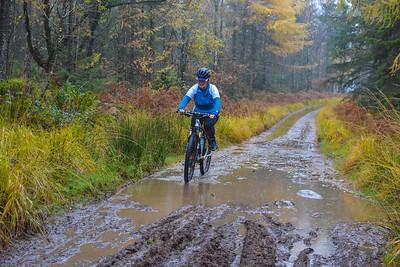 Coed y Brenin Trail Duathlon - Sprint Bike