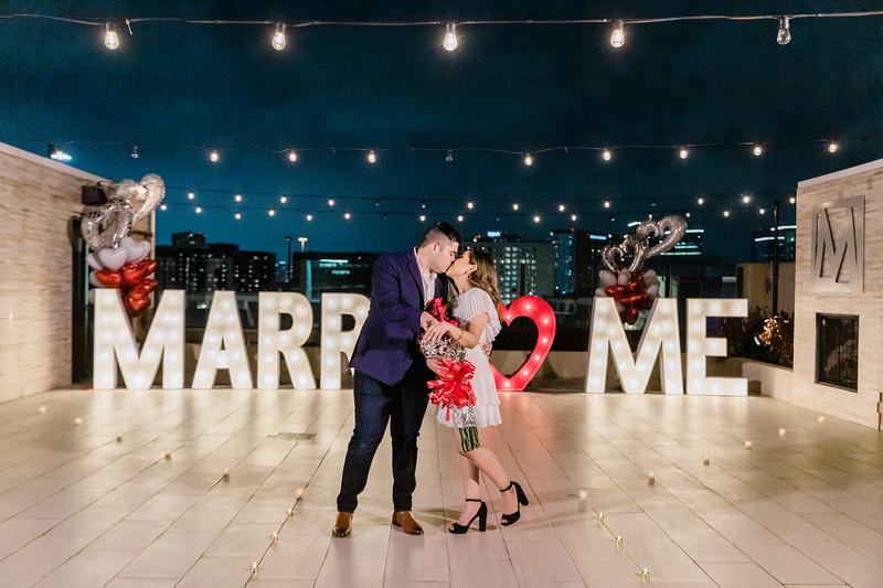 Crystal & Luis Proposal