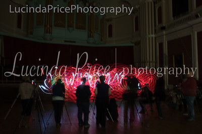 Light Painting Workshop - February 2017