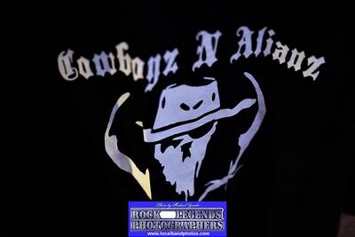 COWBOYZ N ALIANZ Pinto's 9-28-19