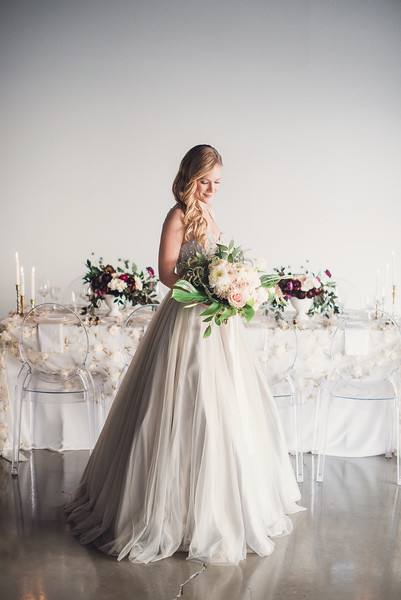 2018 - Styled shoot