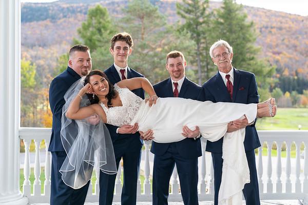 Family & Bridal Party Photos