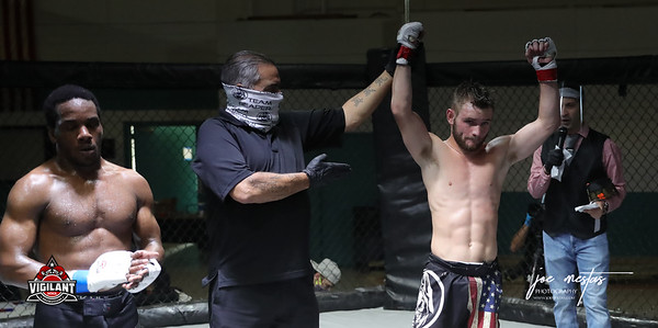 Josh Elliot  MMA  Jake Spray