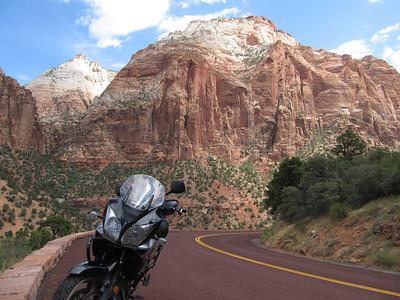 Tour de Utah 2012 AT Trip  July 20-29, 2012