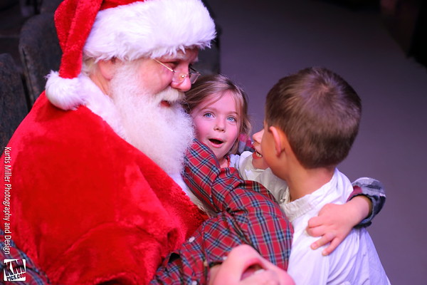 CFUMC Christmas 2018 Santa pics