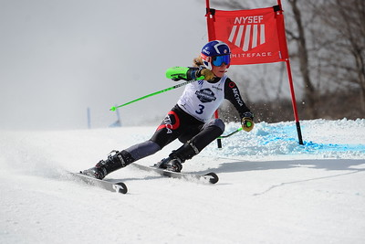 U14 Easterns Boys GS Run 2 3/18/19 Whiteface