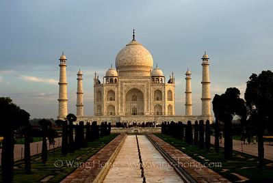 Agra & Taj Mahal