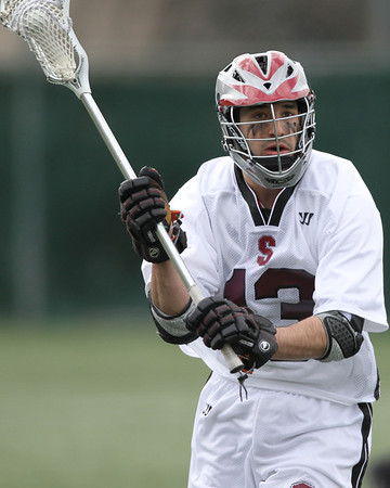 Stevens Men's Lacrosse v Springfield March 4 2012