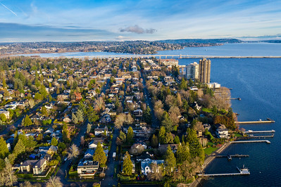 Seattle Neighborhoods on the Water