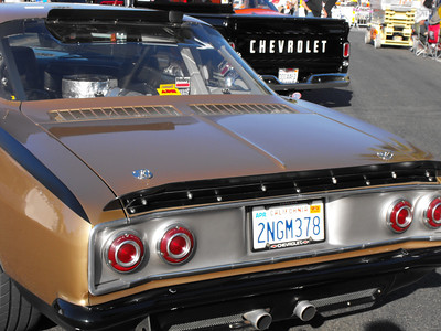 Bixby Knolls Dragster Show 2012