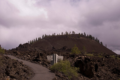 Newberry Volcanic NM and Bend