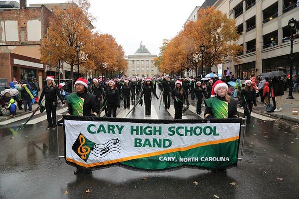 2019-11-23 Raleigh Christmas Parade