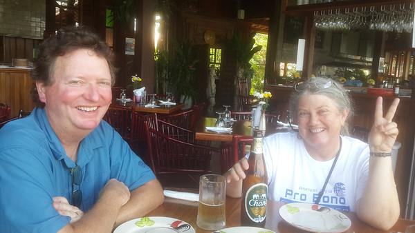 2014 Thailand Megan & Brian