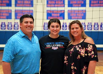 LB Volleyball Senior Night (2020-09-14)