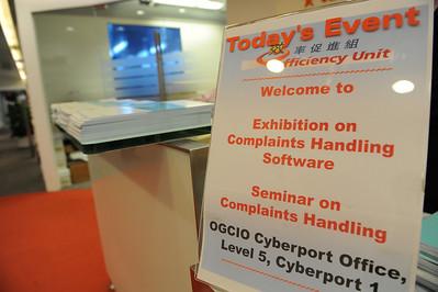 Complaints handling seminar