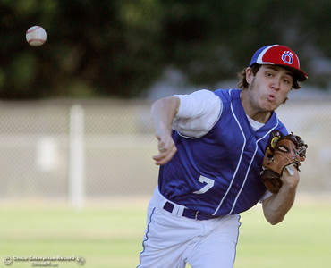 PHOTOS: Oroville vs Orland American Legion Baseball