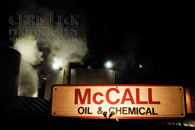 McCall Oil Strike, 2005-12-04