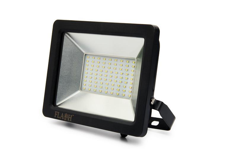 Flash High Power SMD LED Slim Floodlight 3800lm 50w