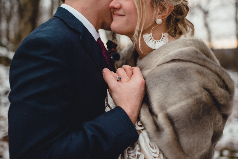 Requiem Images - Luxury Boho Winter Mountain Intimate Wedding - Seven Springs - Laurel Highlands - Blake Holly -1386.jpg