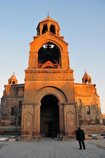 081214 0130 Armenia - Yerevan - Assessment Trip 03 - Church from 300 AD ~R.JPG